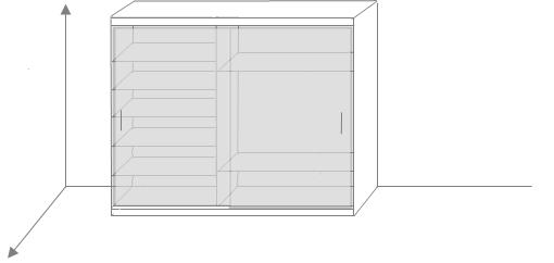 сборка шкафа купе