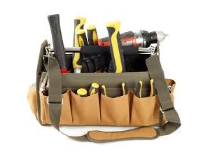 сумка с инструментом