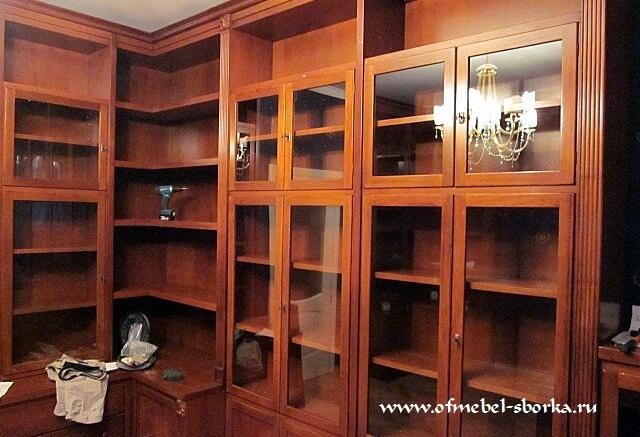 шкафы из библиотека Archimede