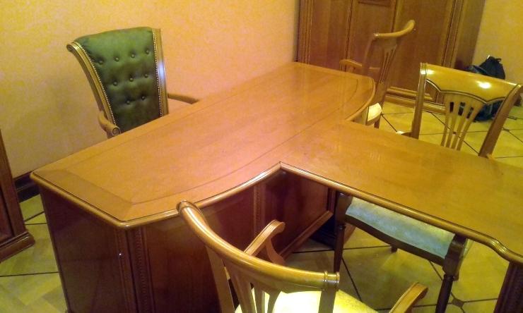 стол с приставкой  Flai