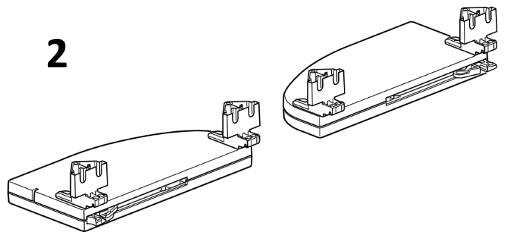 модуль блока доводчика