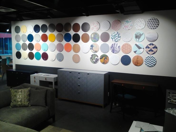 примеры принтов для мебельных фасадов